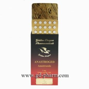 Anastroged Golden Dragon Pharmaceuticals