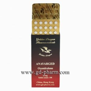 Anavarged Golden Dragon Pharmaceuticals