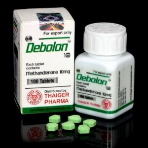 DEBOLON 10 Thaiger Pharma Group