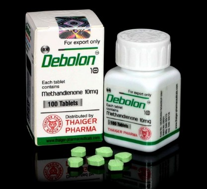 DEBOLON 10 Thaiger Pharma Group