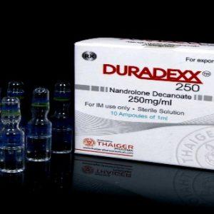 DURADEXX 250 Thaiger Pharma Group