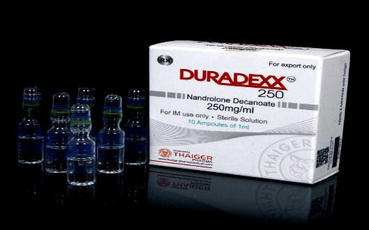 DURADEXX 250 Thaiger Pharma Group