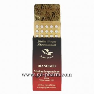Dianoged Golden Dragon Pharmaceuticals