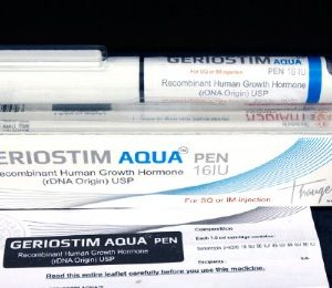 GERIOSTIM AQUA PEN 16 IU Thaiger Pharma Group