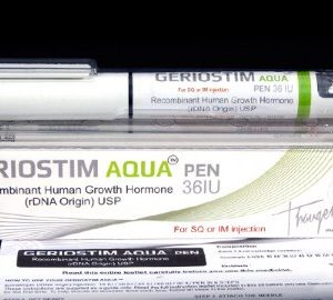 GERIOSTIM AQUA PEN 36 IU Thaiger Pharma Group