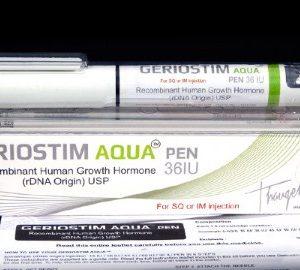 GERIOSTIM AQUA PEN 36 IU Thaiger Pharma Group