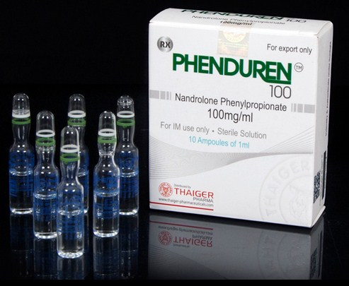 PHENDUREN 100 Thaiger Pharma Group