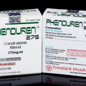 PHENDUREN 275 Thaiger Pharma Group