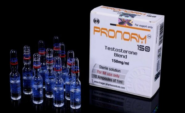 PRONORM 150 Thaiger Pharma Group