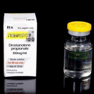 REMASTRIL 100 Thaiger Pharma Group