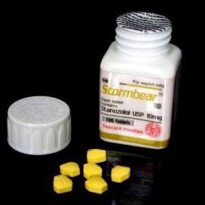 STORMBEAR 10 Thaiger Pharma Group