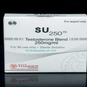 SU-250 Thaiger Pharma Group