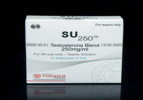 SU-250 Thaiger Pharma Group