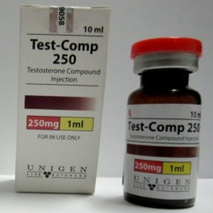TEST COMP 250 Unigen Life Sciences