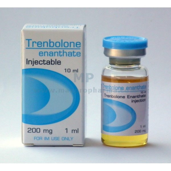 TRENBOLONE ENANTHATE 200 MAXPROPHARMA