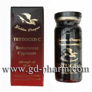 Testoged C Golden Dragon Pharmaceuticals