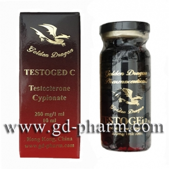 Testoged C Golden Dragon Pharmaceuticals