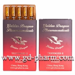 Testoged E Golden Dragon Pharmaceuticals