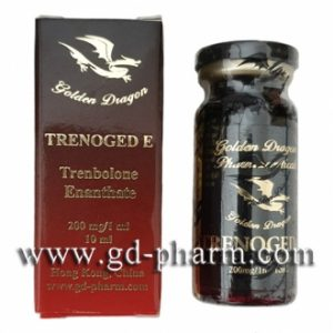 Trenoged E Golden Dragon Pharmaceuticals