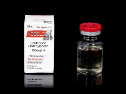 VEBOLDEX 250 Thaiger Pharma Group